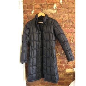 North Face Down Puffer Coat